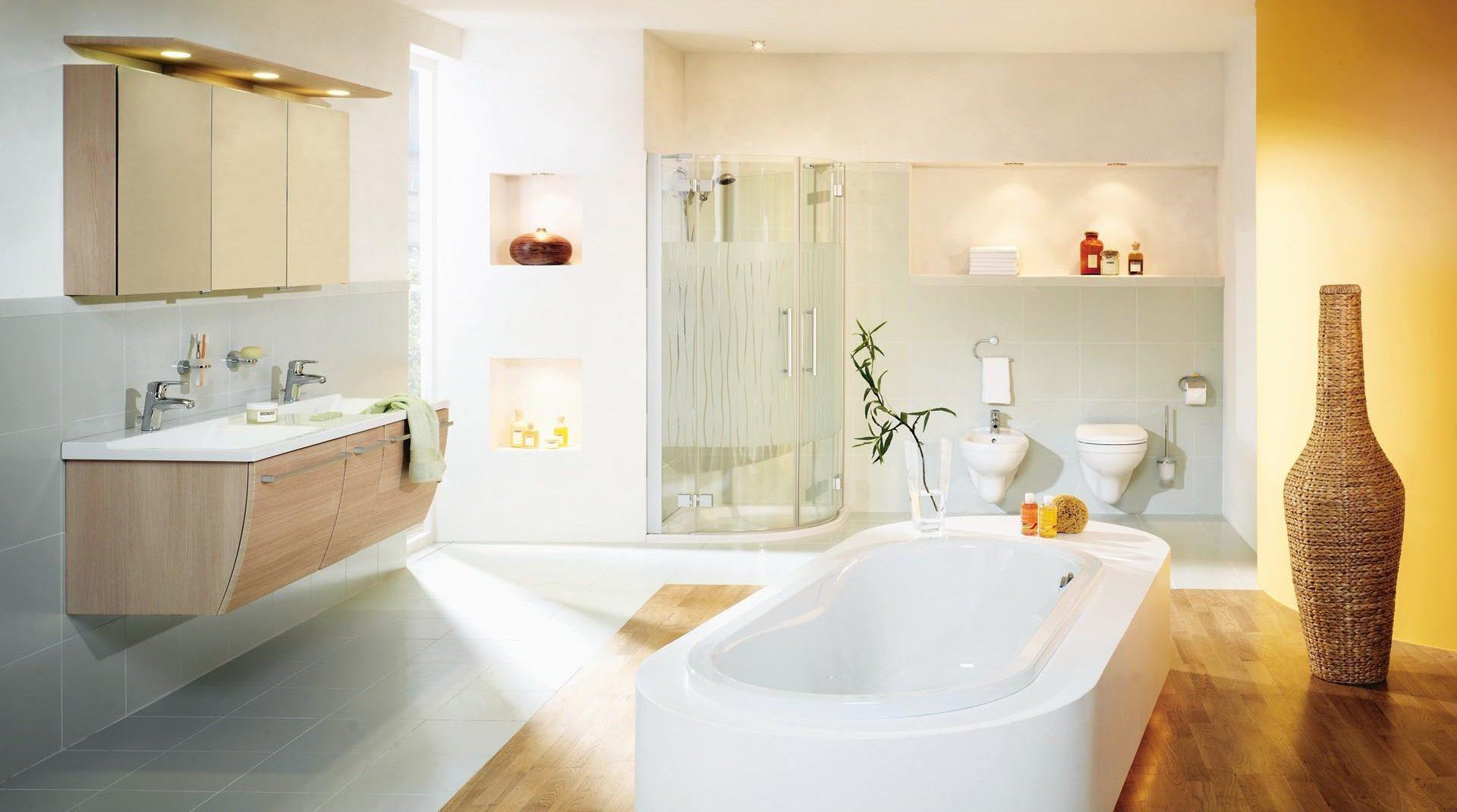 Ремонт квартир и ванных комнат под ключ - Срок ремонта вашей ванной комнаты и санузла составит около 4-5 недель. Работа с ответственным, проверенным человеком профессионалом своего дела сэкономит Вам нервы и деньги.